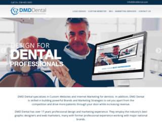 dmddental.com screenshot