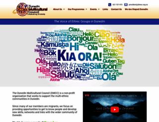 dmec.org.nz screenshot