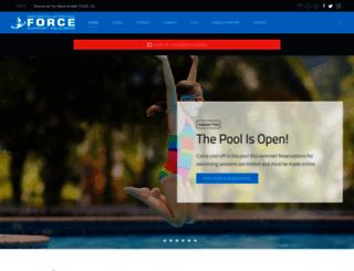 dmforcesupport.com screenshot