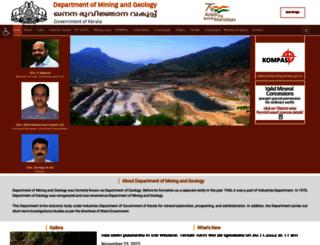 dmg.kerala.gov.in screenshot