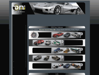 dmi-3d.net screenshot