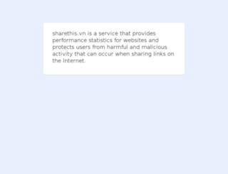 dminhq18.sharethis.vn screenshot