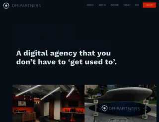 dmipartners.com screenshot