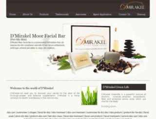 dmirakel.com screenshot