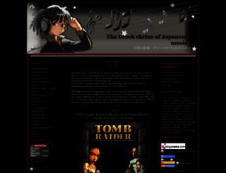 dmjapan-nihonmusic.blogspot.com screenshot