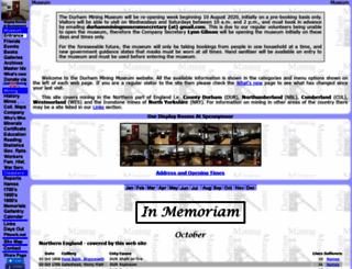 dmm.org.uk screenshot
