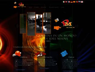 dmresina.com screenshot
