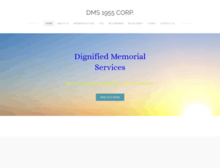 dms1955corp.weebly.com screenshot