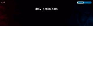 dmy-berlin.com screenshot