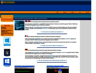dn-computing.com screenshot