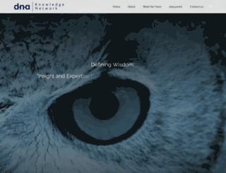 dna-kn.co.za screenshot