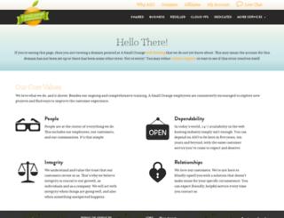 dnadance.org screenshot