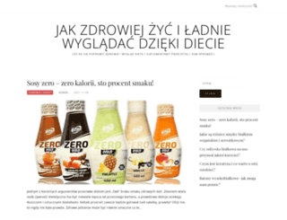 dnadieta.com.pl screenshot