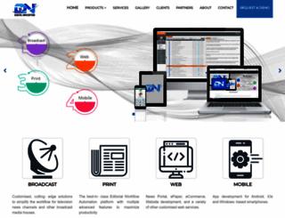 dnavigation.com screenshot