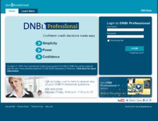 dnbipro.com screenshot