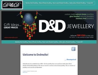 dndmalta.com screenshot