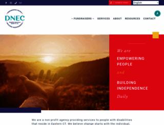 dnec.org screenshot