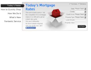 dnn.boxhomeloans.com screenshot