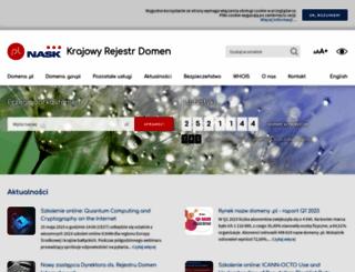 dns.pl screenshot