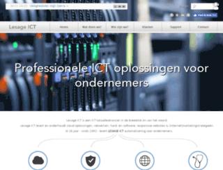 dnsredirect.nl screenshot