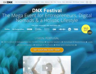 dnxglobal.com screenshot