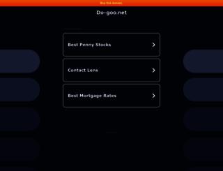 do-goo.net screenshot
