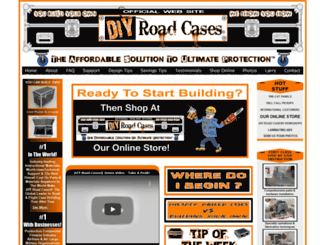 do-it-yourselfroadcases.com screenshot