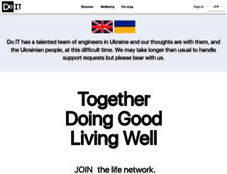 do-it.org.uk screenshot