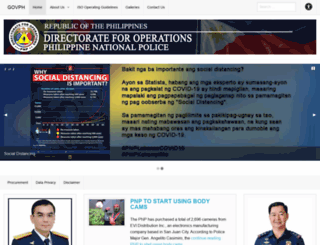 do.pnp.gov.ph screenshot