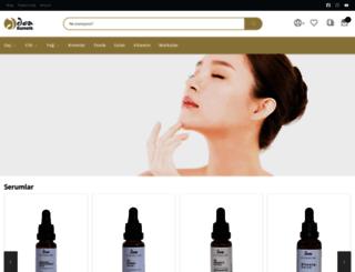 doakozmetik.com screenshot