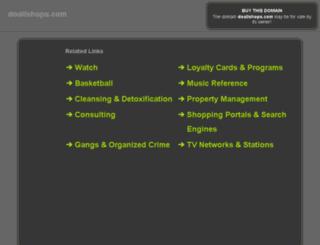 doallshops.com screenshot