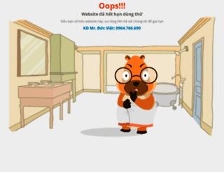 doanhnghiep5.web5s.vn screenshot