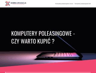 dobraaplikacja.pl screenshot
