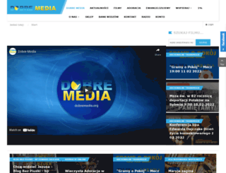 dobremedia.org screenshot