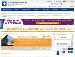 dobrepomysly.erzeszow.pl screenshot