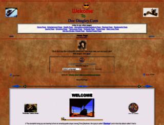 docdingley.com screenshot
