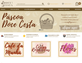 docecesta.com screenshot