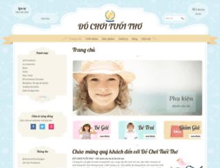 dochoituoitho.com screenshot