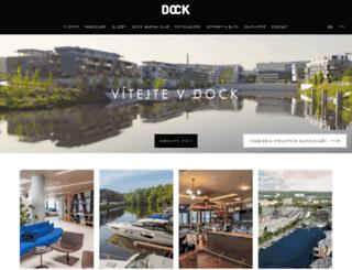 dock.cz screenshot