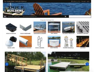 dockbuilders.com screenshot