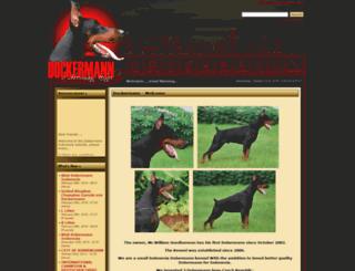 dockermann.com screenshot