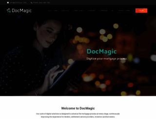 docmagic.com screenshot