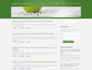 docs.aggressivemotions.com screenshot