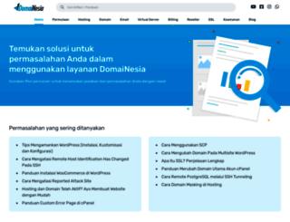 docs.domainesia.com screenshot