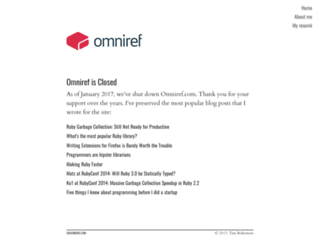 docs.omniref.com screenshot