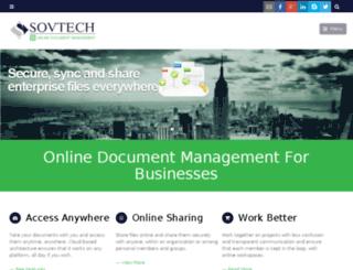 docs.sovtech.co.za screenshot