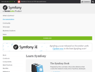 docs.symfony-reloaded.org screenshot