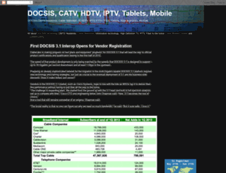 docsis-it.blogspot.com screenshot
