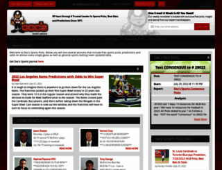 docsports.com screenshot