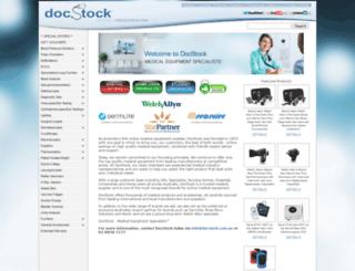 docstock.com.au screenshot